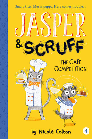 The Cafe Competition by Nicola Colton