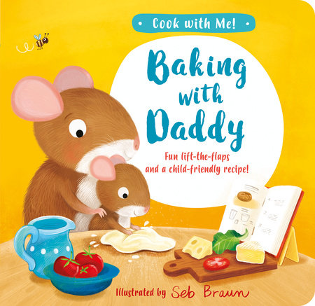 Baking with Daddy by Kathryn Smith