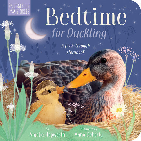 Bedtime for Duckling by Amelia Hepworth