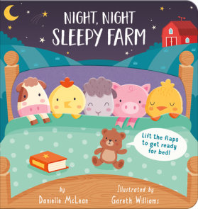 Night-Night, Sleepy Farm