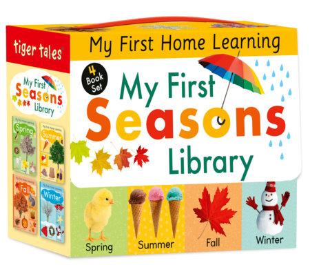My First Seasons Library by Lauren Crisp