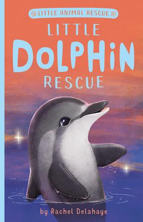 Little Dolphin Rescue by Rachel Delahaye