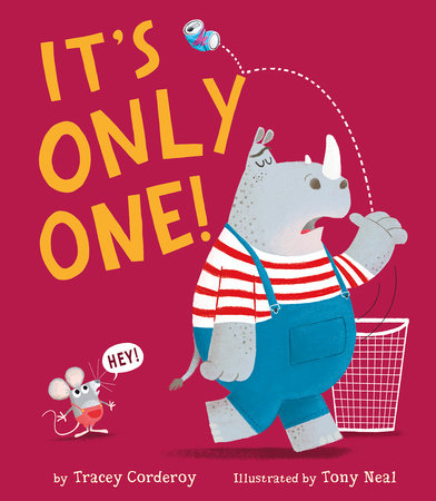 It's Only One! by Tracey Corderoy