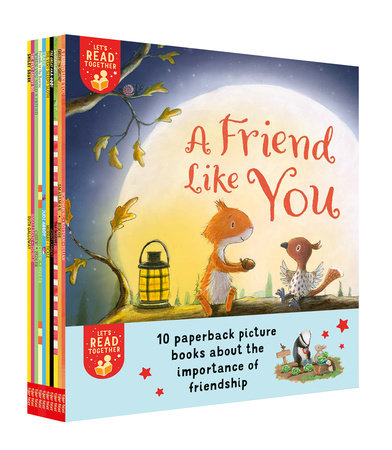 Ten Stories of Friendship by Tim Warnes, Andrea Schomburg, Suzanne Chiew, Jonny Lambert and Ruth Galloway