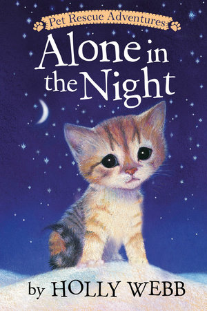 Alone in the Night by Holly Webb