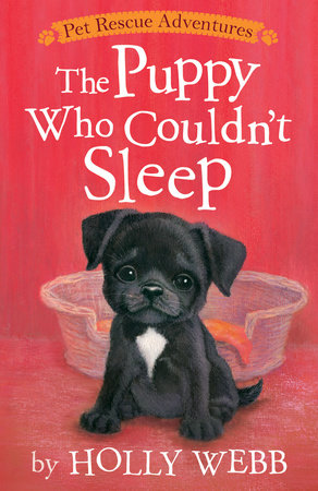 The Puppy Who Couldn't Sleep by Holly Webb