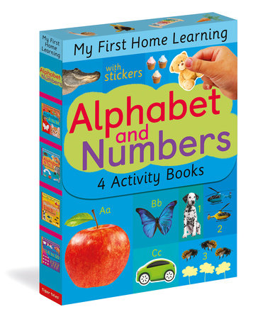 Alphabet and Numbers by Tiger Tales; Compiled by Tiger Tales; Illustrated by Artful Doodlers