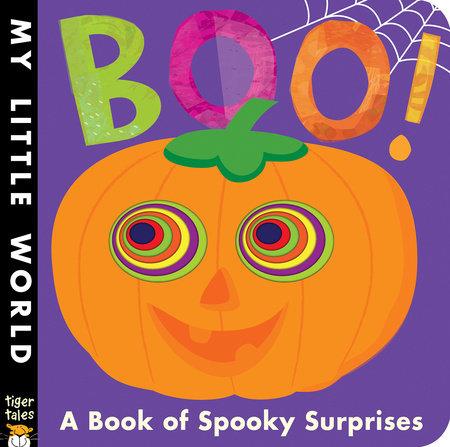 Boo! by Jonathan Litton