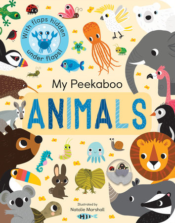 My Peekaboo Animals by Nicola Edwards
