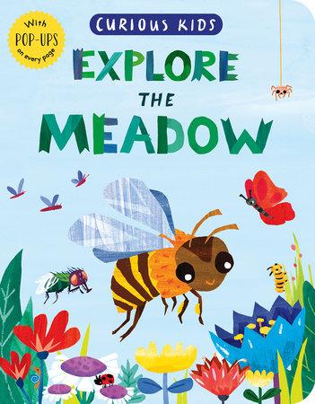 Curious Kids: Explore the Meadow by Jonny Marx