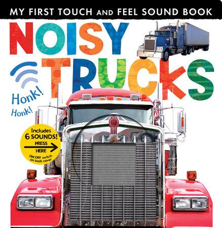 Noisy Trucks by Tiger Tales