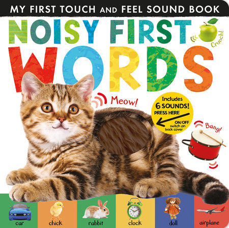 Noisy First Words by Libby Walden