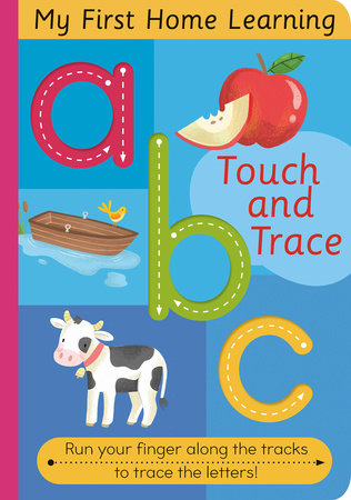 Touch and Trace ABC by Harriet Evans