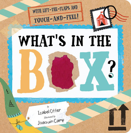 What's in the Box? by Isabel Otter