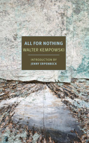 All for Nothing