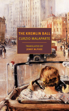 The Kremlin Ball by Curzio Malaparte