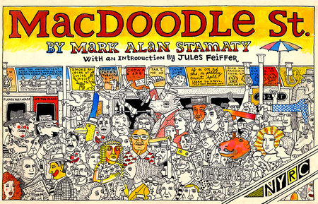 MacDoodle St. by Mark Alan Stamaty