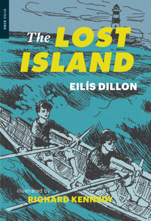 The Lost Island by Eilís Dillon