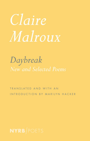 Daybreak by Claire Malroux