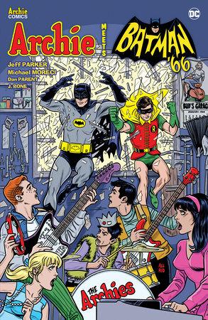 Archie Meets Batman '66 by Jeff Parker and Michael Moreci
