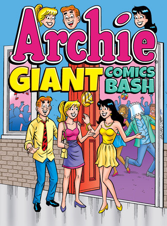 Archie Giant Comics Bash by Archie Superstars