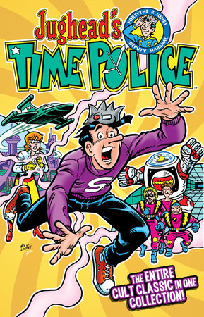 Jughead's Time Police by Archie Superstars