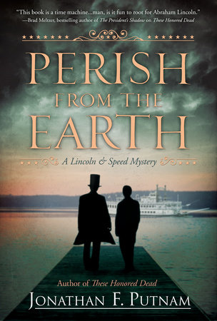 Perish from the Earth by Jonathan F. Putnam