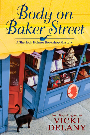 Body on Baker Street by Vicki Delany