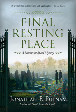 Final Resting Place by Jonathan F. Putnam