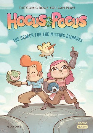 Hocus & Pocus: The Search for the Missing Dwarves by Gorobei