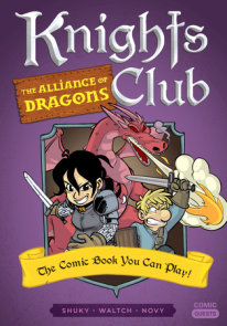 Knights Club: The Alliance of Dragons