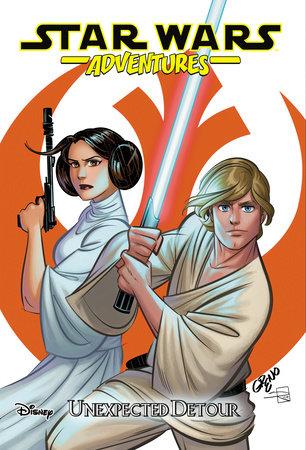 Star Wars Adventures Vol. 2: Unexpected Detour by Landry Q. Walker