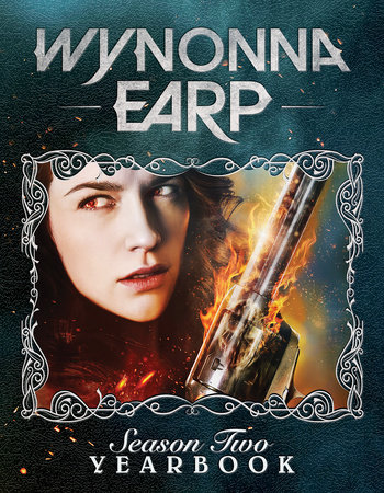 Wynonna Earp Yearbook: Season 2 by