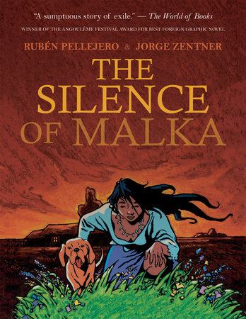 The Silence of Malka by Jorge Zentner