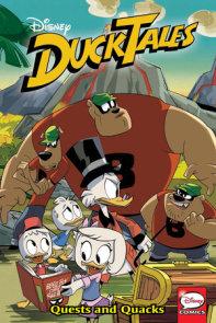 DuckTales: Quests and Quacks