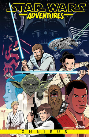 Star Wars Adventures Omnibus, Vol. 1 by Landry Q. Walker and Cavan Scott