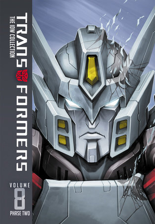 Transformers: IDW Collection Phase Two Volume 8 by John Barber and James Roberts