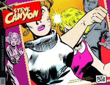 Steve Canyon Volume 9: 1963-1964