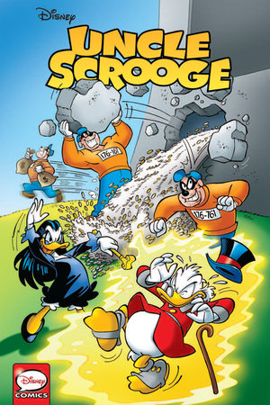 Uncle Scrooge: Whom the Gods Would Destroy