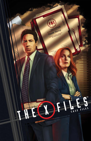X-Files: Case Files by Delilah S. Dawson, Joe R. Lansdale and Keith Lansdale