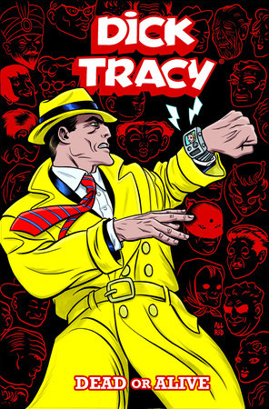 Dick Tracy: Dead or Alive by Michael Allred and Lee Allred