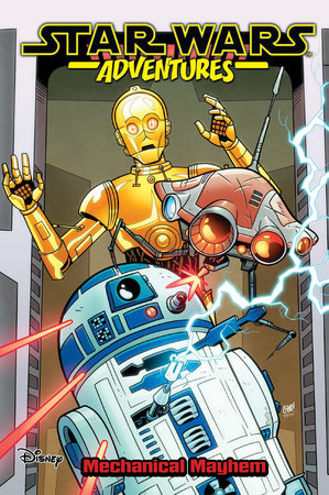 Star Wars Adventures Vol. 5: Mechanical Mayhem by John Barber, Nick Brokenshire, Elsa Charretier and Pierrick Colinet