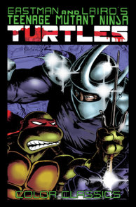 Teenage Mutant Ninja Turtles Color Classics, Vol. 2