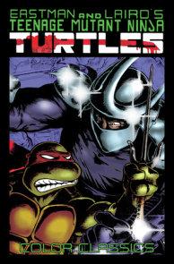 Teenage Mutant Ninja Turtles Color Classics, Vol. 2