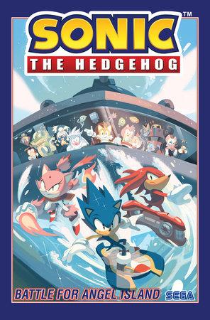 Sonic The Hedgehog, Vol. 3: Battle For Angel Island by Ian Flynn
