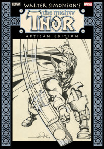 Walter Simonson's The Mighty Thor Artisan Edition
