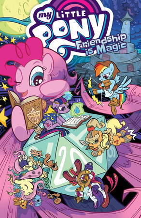 My Little Pony: Friendship is Magic Volume 18 by Sam Maggs; Toni Kuusisto