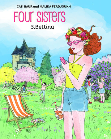 Four Sisters, Vol. 3: Bettina
