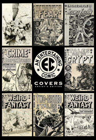 EC Covers Artist's Edition by