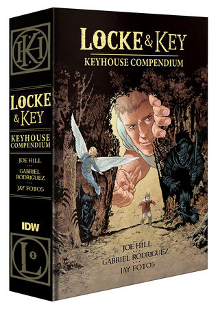 Locke & Key: Keyhouse Compendium by Joe Hill